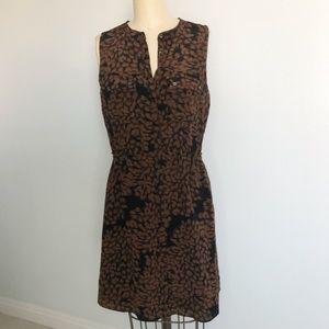 Madewell's Broadway and Broome 100% Silk Dress